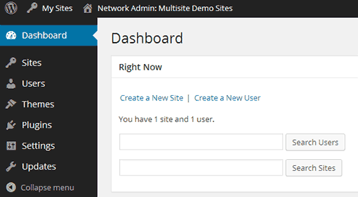 multisite-dashboard