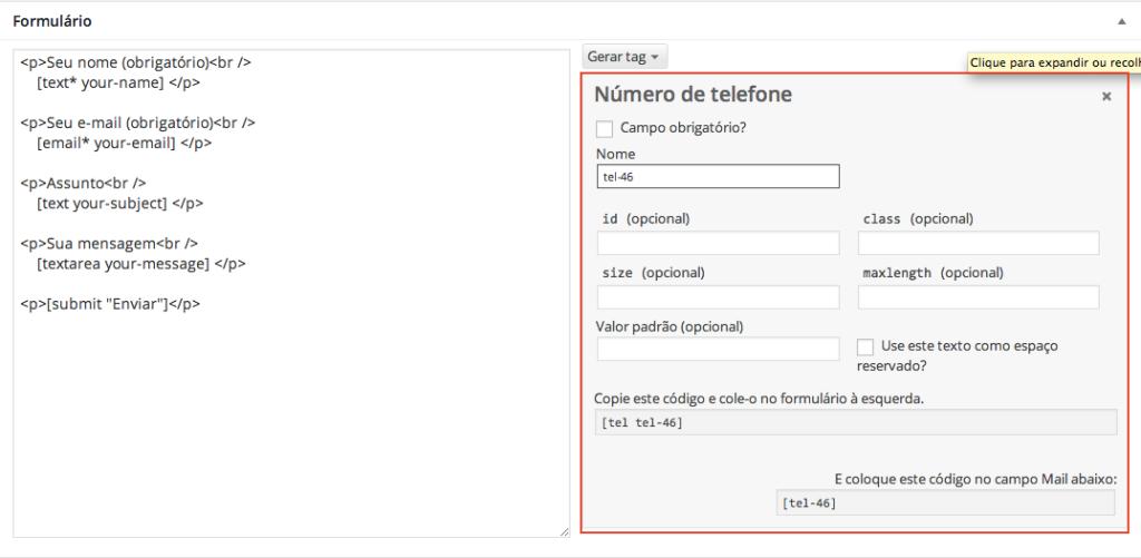 Como Criar um Formulário de Contato no WordPress