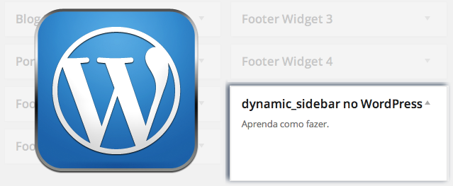 WordPress dynamic_sidebar