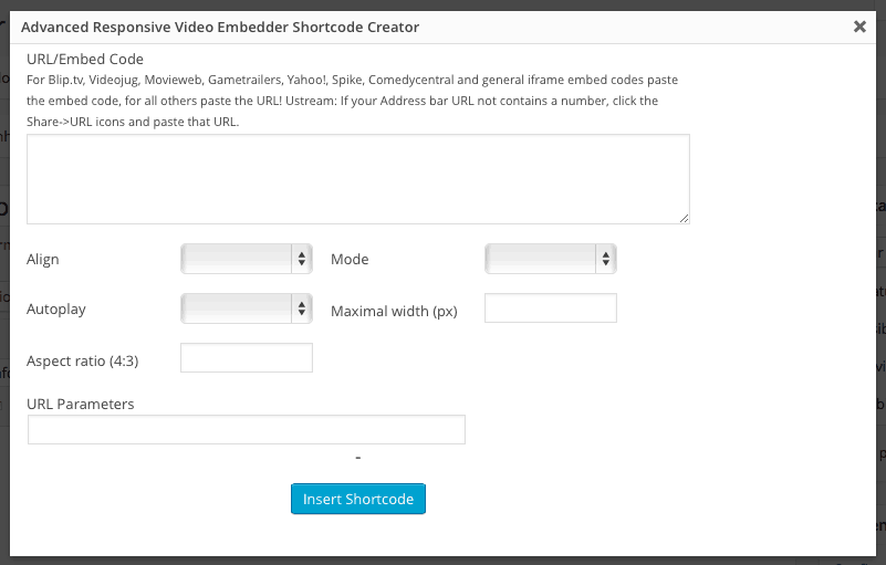 Videos no WordPress - Utilizando o Advanced Responsive Video Embedded
