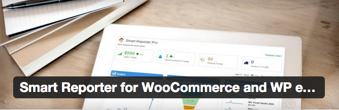 WooCommerce Plugins - Smart Reporter for WooCommerce