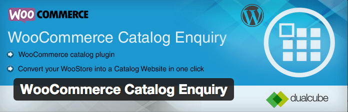 WooCommerce Plugins - WooCommerce Catalog Enquiry