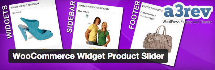 WooCommerce Plugins - WooCommerce Widget Product Slider