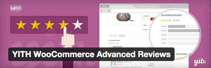 WooCommerce Plugins - YITH WooCommerce Advanced Reviews