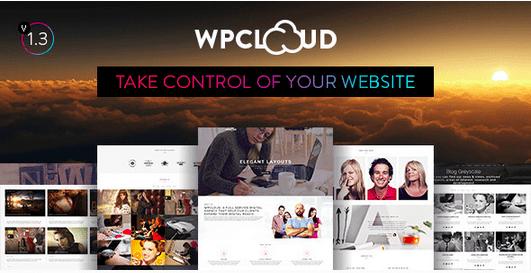 One Page WordPress - WPCloud