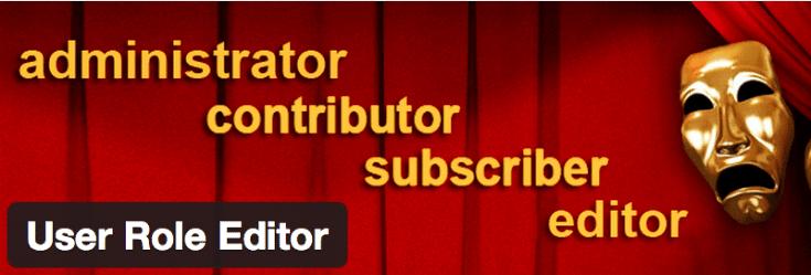 Plugins Multisite WordPress - User Role Editor