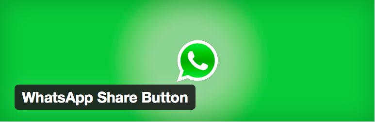WhatsApp e WordPress - Plugin WhatsApp Share Button