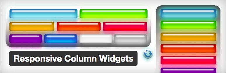Widget Plugins WordPress - Responsive Colum Widgets