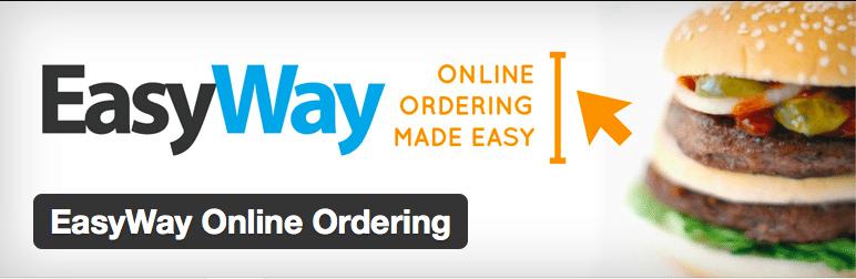 Plugins WordPress Restaurantes - EasyWay Online Ordering
