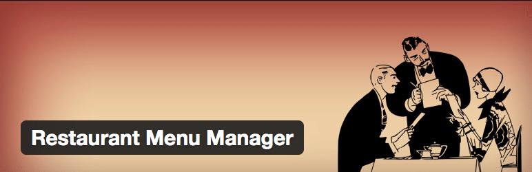 Plugins WordPress Restaurantes - Restaurant Menu Manager