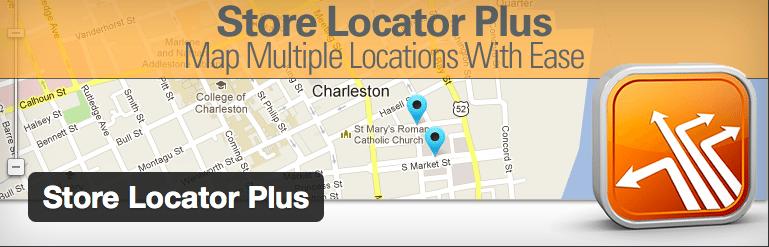 Gmaps Plugin WordPress - Store Locator Plus