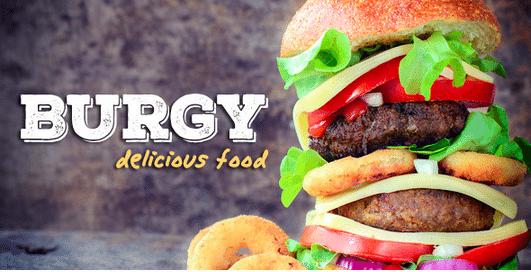Temas Premium para Fast Food - Burgy
