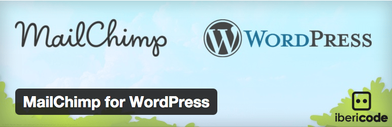Capturas de Email MailChimp for WordPress