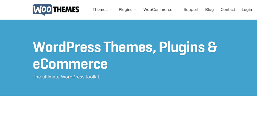 Marketplaces para Comprar Temas e Plugins WordPress - Woo Themes
