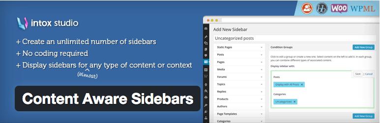Sidebars-Dinâmicas-Content-Aware-Sidebars