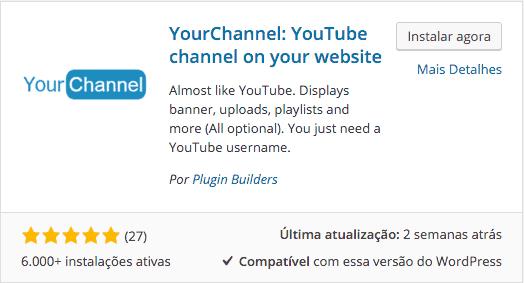Canal-do-Youtube-no-WordPress-Instalação-e-Download-YourChannel