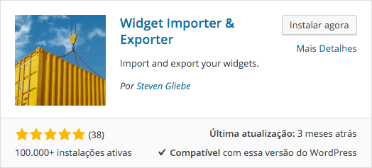 Como-Importar-e-Exportar-Widget-no-WordPress-Download-e-Instalação-do-Widget-Importer-Exporter