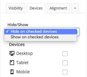 Revisão-Extended-Widget-Options-Versão-Free-Widget-Options-Tipo-de-Dispositivo