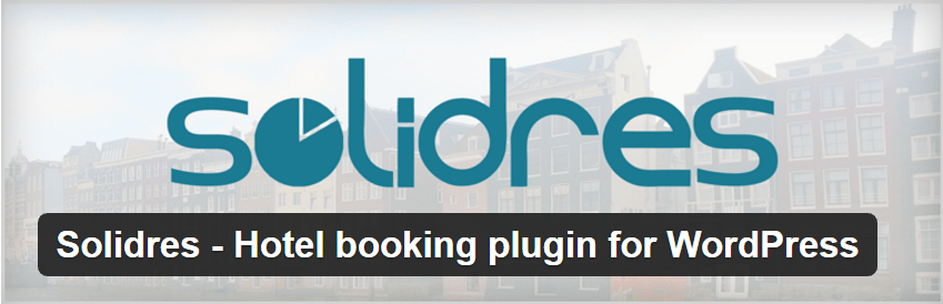 Solidres - Hotel Booking Plugin