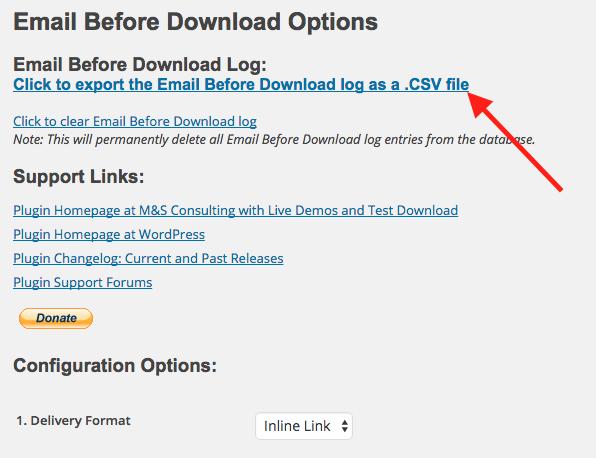 Como Capturar Email Atraves de Download no WordPress - Visualizando Emails Capturados