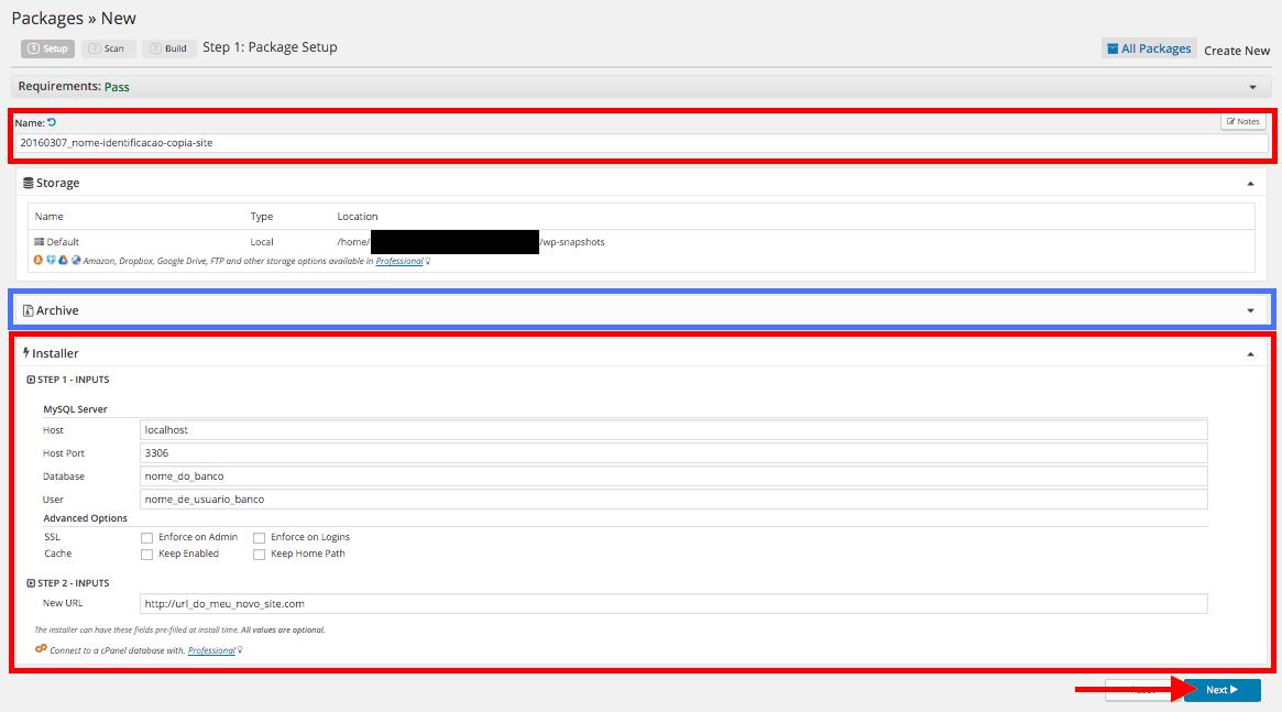 Migrar-Site-WordPress-com-Duplicator-Configuração-de-Banco-e-URL-para-Cópia-com-Duplicator