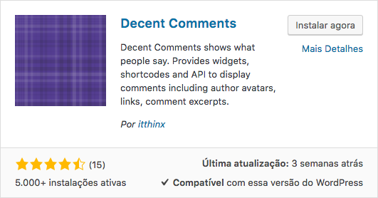 como-exibir-comentarios-recentes-na-sidebar-do-wordpress-plugin-decent-comments