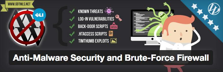 Como Resolver Phishing no WordPress - Plugin Anti-Malware Security and Brute-Force Firewall