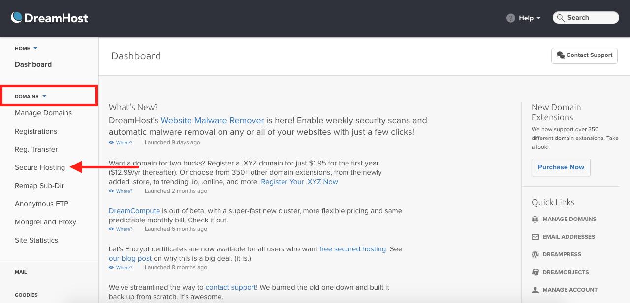 como-instalar-ssl-godaddy-na-dreamhost-para-wordpress-secure-domains