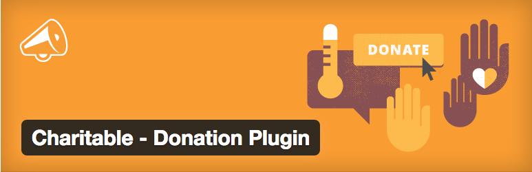 10 Plugins Para Sistema de Doacoes no WordPress - Charitable