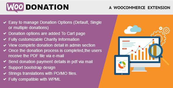 10 Plugins Para Sistema de Doacoes no WordPress - WooDonation