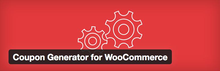 10 Otimos Plugins para Cupom WooCommerce - Coupon Generator for WooCommerce