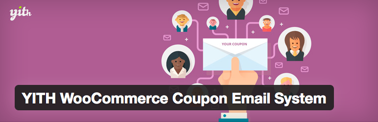 10 Otimos Plugins para Cupom WooCommerce - YITH WooCommerce Coupon Email System