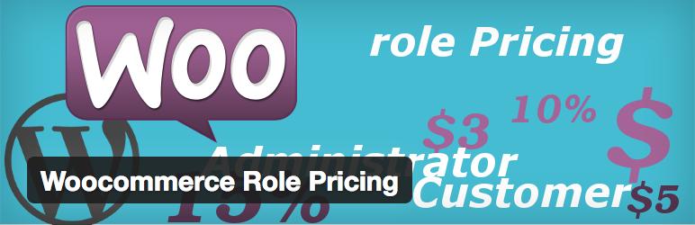 10 Plugins para Gerenciar e Oferecer Descontos no WooCommerce - WooCommerce Role Pricing