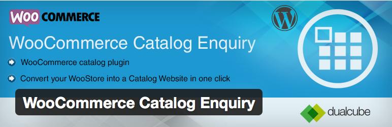 Como Criar Loja Catalogo WooCommerce - WooCommerce Catalog Enquiry