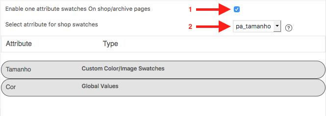 Como Usar Cor e Imagem para Variacao de Produtos WooCommerce - Exibir Amostra na Pagina da Loja e de Categorias