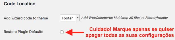 Como Ter Etapas no Checkout WooCommerce - Localizacao do Codigo JS do Plugin