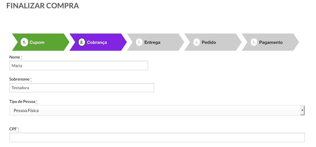 Como Ter Etapas no Checkout WooCommerce - Processo de Checkout com Etapas