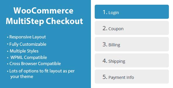 Como Ter Etapas no Checkout WooCommerce - WooCommerce MultiStep Checkout Wizard