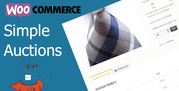 Como Ter Um Sistema de Arremates no WooCommerce - WooCommerce Simple Auctions