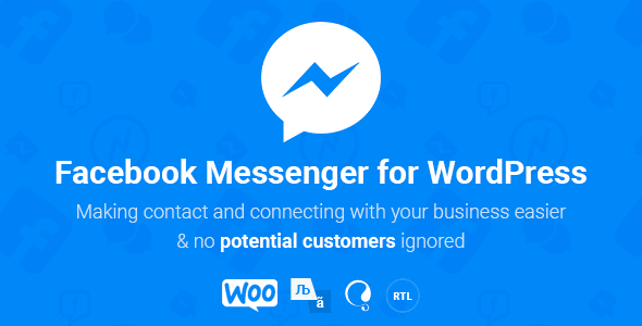 Como Usar Facebook Messenger Pro Para WordPress - Facebook Messenger for WordPress