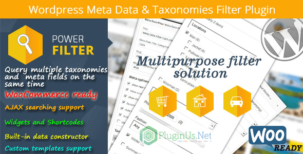 10 Plugins Infaliveis Para Busca WordPress - WordPress Meta Data & Taxonomies Filter