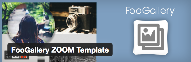 10 Plugins Para Zoom e Galeria de Imagens WordPress - FooGallery ZOOM Template