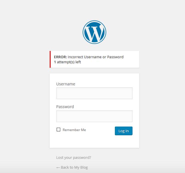 Seguranca no WordPress com Loginizer - Sistema contra ataques por forca bruta