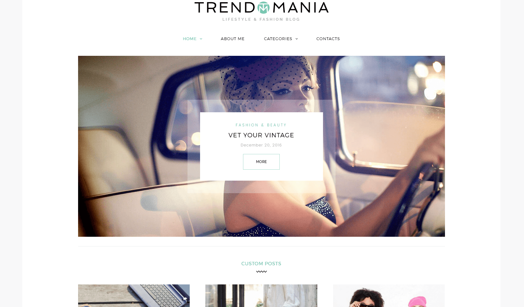 Trendomania - Style and Fashion Blog