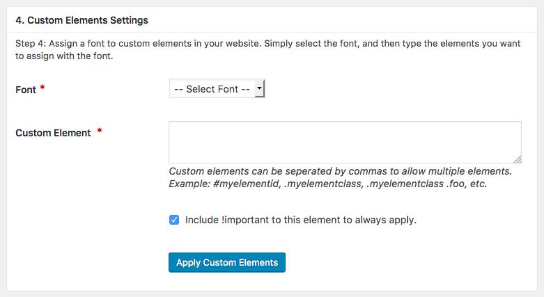 Descubra Como Utilizar Qualquer Fonte Em Seu WordPress com Plugin - Aplicar Fonte Para Classe ou ID De Elemento HTML