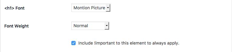 Descubra Como Utilizar Qualquer Fonte Em Seu WordPress com Plugin - Fonte Customizada Para Elemento H1