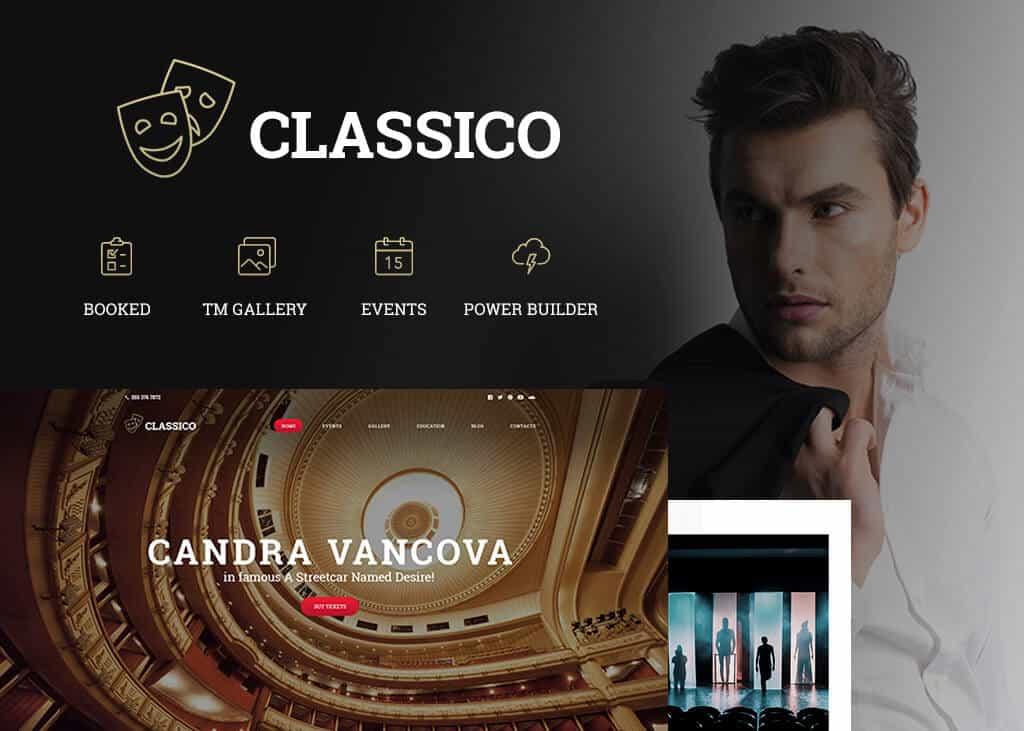 Classico Tema WordPress