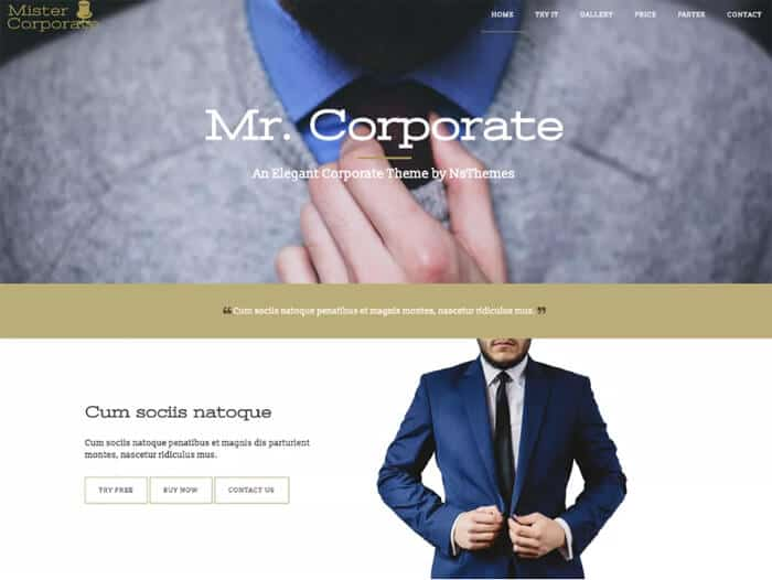 Mistercorporate-free-business-wordpress-theme