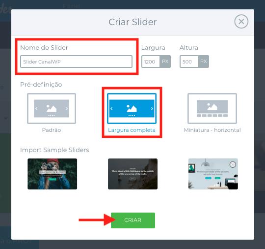 Como Adicionar Smart Slider ao Seu Site WordPress - Configuracoes Basicas
