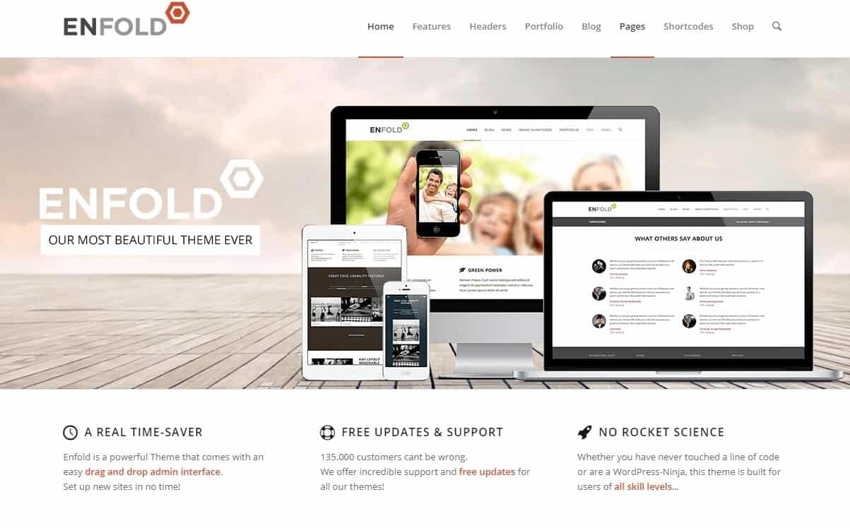 Enfold Tema WordPress